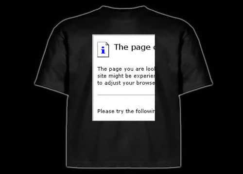 40例404错误页面设计 - 网页设计的典范