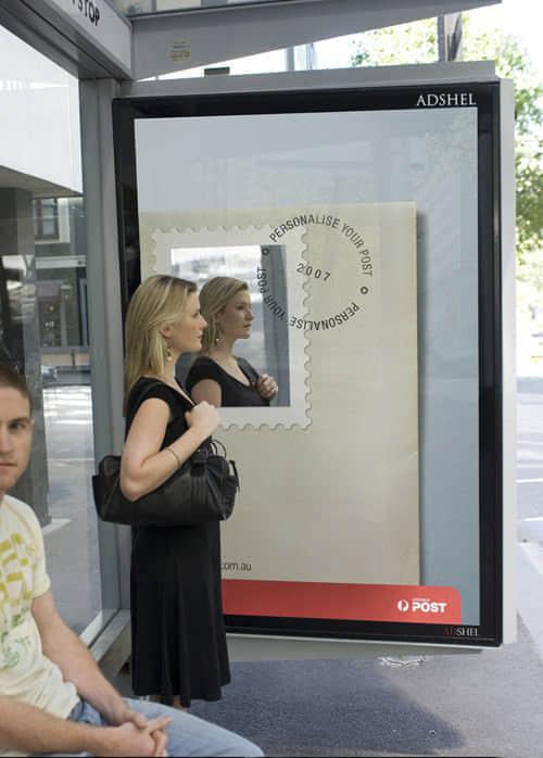 70个创意平面广告与户外广告艺术