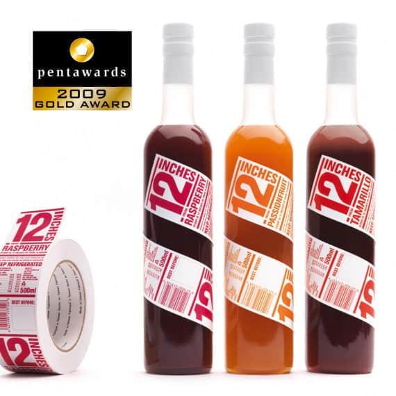 20个Pentawards包装设计大奖的作品