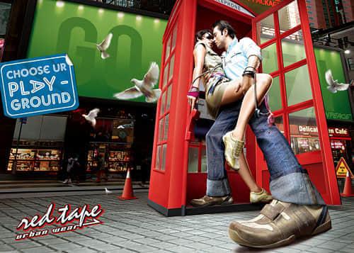 绝对不容错过的广告艺术 - 68组国外诱惑性广告欣赏