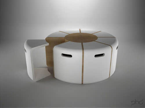 50例国外创意家居设计欣赏