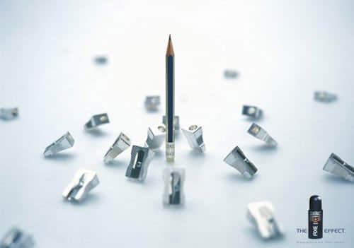 44张AXE香水/沐浴液系列广告设计欣赏