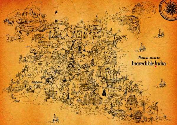 40张旅游宣传手册设计