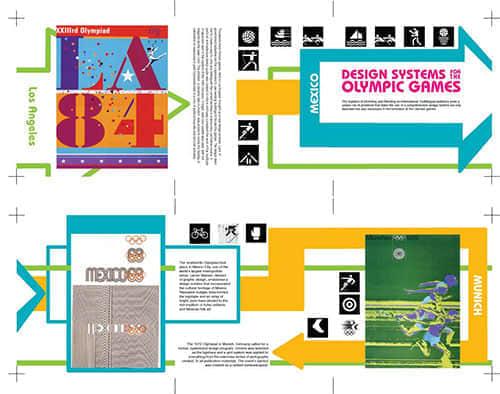 15例折页设计欣赏