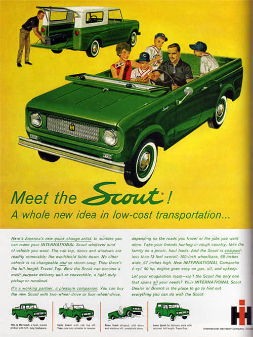 20世纪30年代到20世纪70年代老爷车广告单设计历史回顾