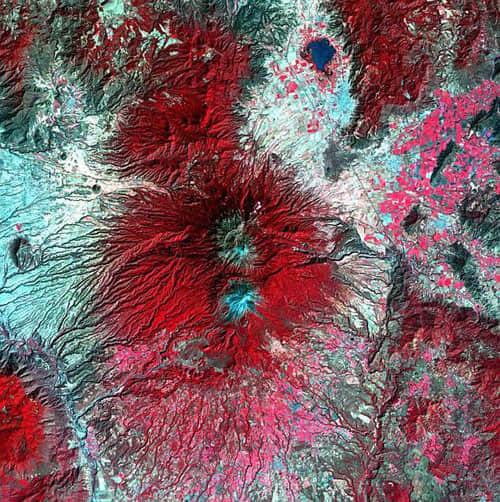 51张独特壮观的卫星照片欣赏