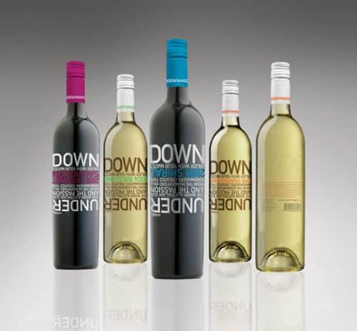 26个专门为葡萄酒瓶而设计的产品包装