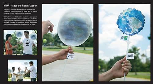 """与广告""""互动""""—情景互动式创意广告"""