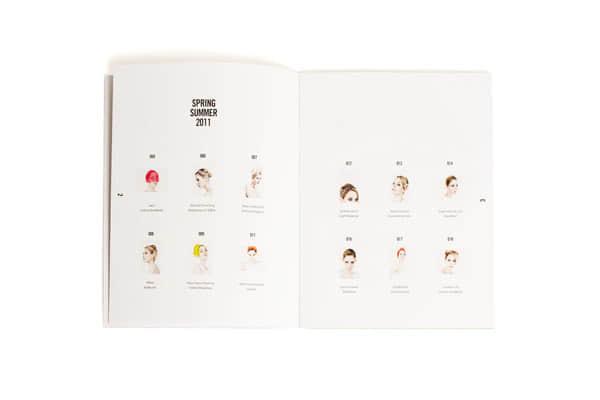 Jennifer Behr品牌书设计欣赏