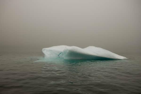 25张冰山消融极地摄影照片