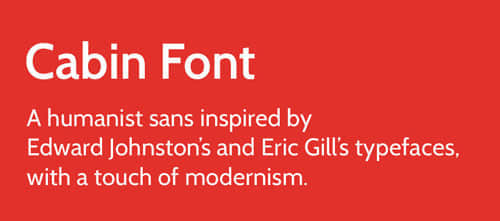 60款最新免费插画字体
