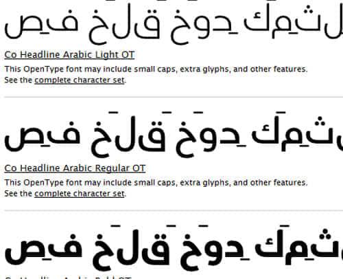 55个最新高级英文字体免费下载