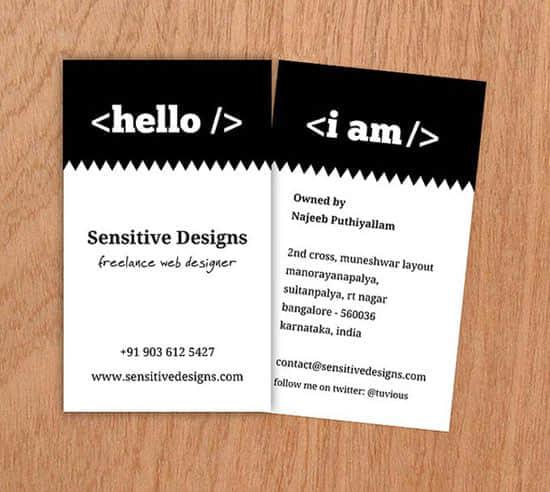 31张2012最新国外创意名片展览设计