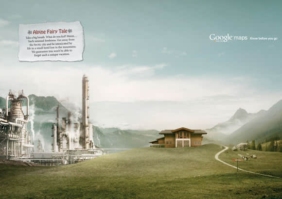 21张创意平面广告设计范例
