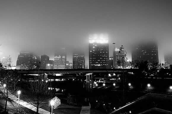 25张黑白摄影照片欣赏