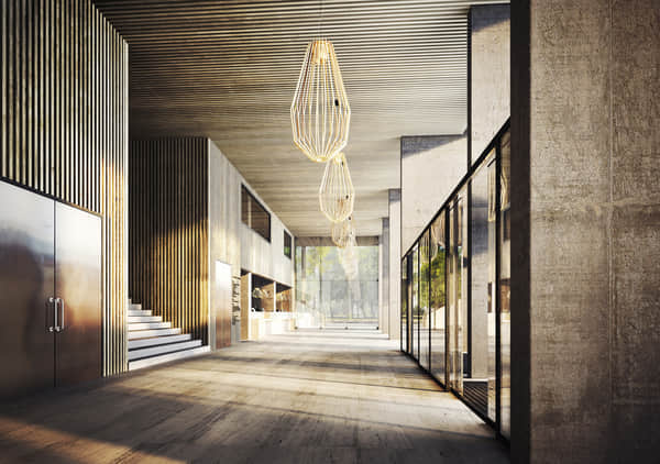 法国Bordeaux设计一等奖 建筑设计  building decoration