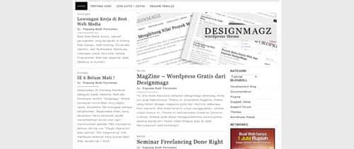 41个高品质的wordpress杂志主题免费下载