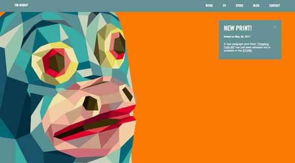 22个Web联系页面设计欣赏