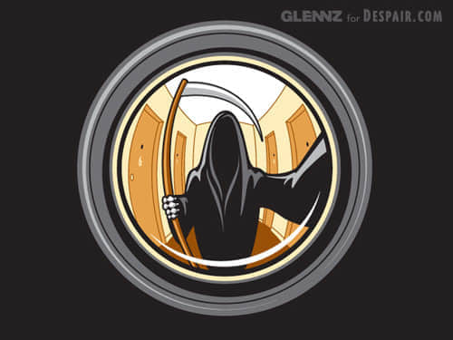 40张GLENN JONES设计的卡通插图