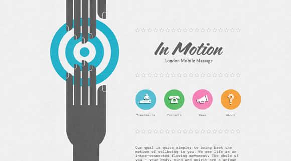 20个美丽又有创意的菜单导航栏设计