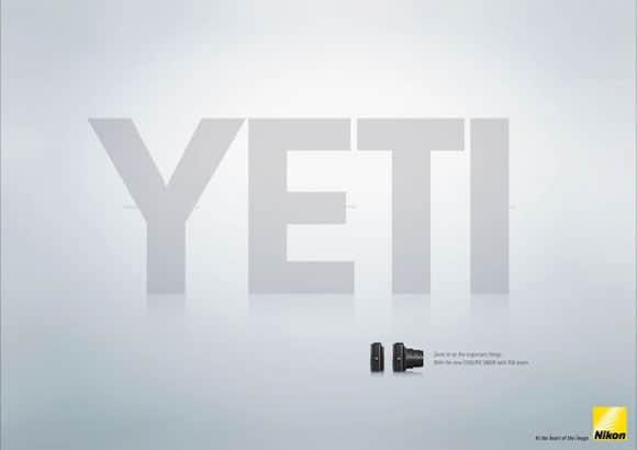 20张世界级广告设计欣赏