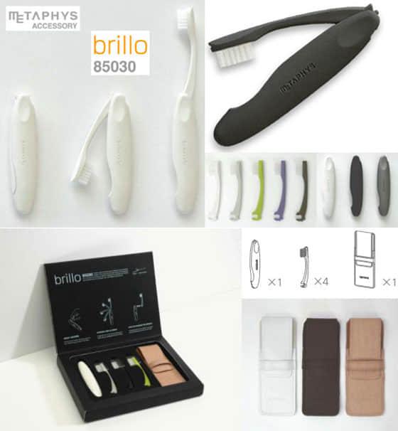 8款与众不同的牙刷设计