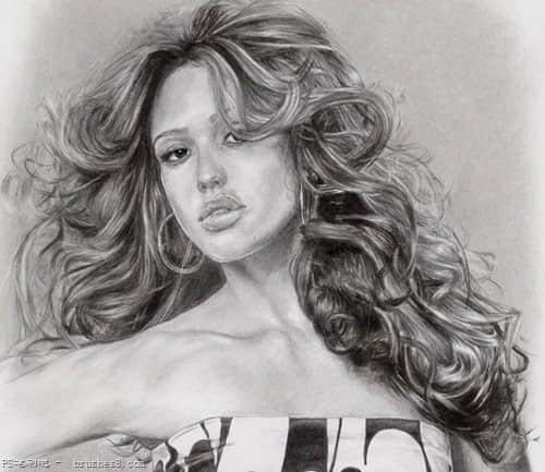 最全面的人体素描绘画教程集合