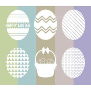 复活节彩蛋装饰笔刷