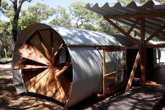 15张澳大利的美丽环保丛林住房
