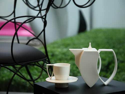 9款新颖的陶瓷茶具欣赏