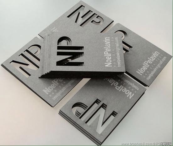 28张最新创意的的企业名片设计