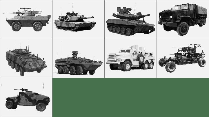 坦克车多功能陆战车笔刷 汽车笔刷 军事笔刷  %e5%86%9b%e4%ba%8b%e7%ac%94%e5%88%b7