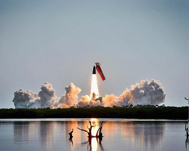10张奇思妙想的Photoshop图片处理作品