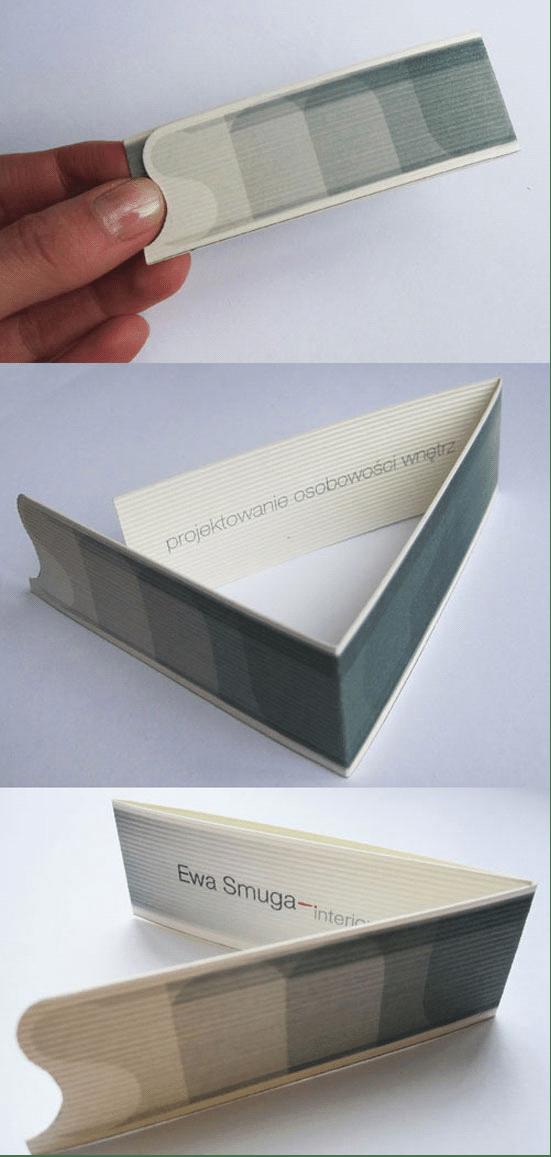 34张令人感到有趣的精彩名片设计实例