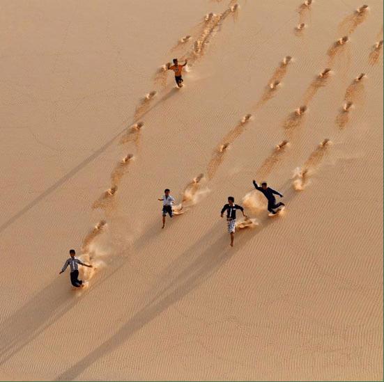 36张精彩的运动摄影照片欣赏