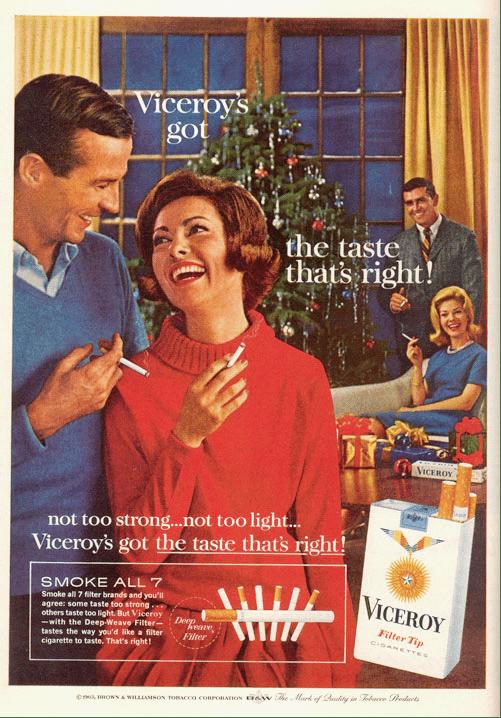 40张国外七八十年的老旧香烟广告