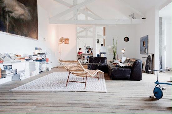 43个设计精湛的室内房屋装修实例