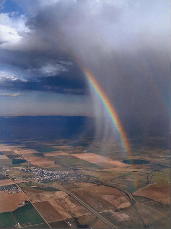 50张自然的雨中摄影照片集