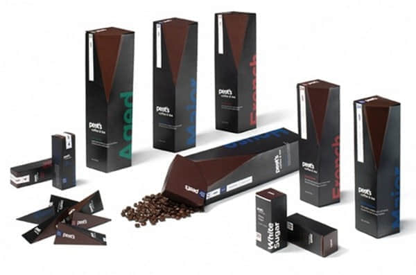 20个专业的咖啡外包装设计