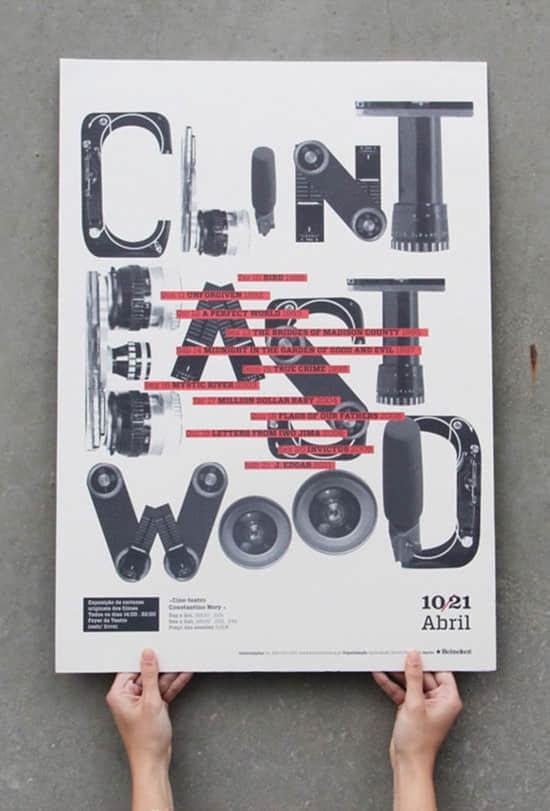 值得一试的最新40个字体排版设计