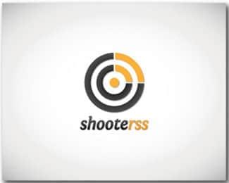 24张有Rss元素的Logo标志设计