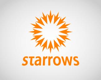 30个融入了箭头元素的Logo标志设计