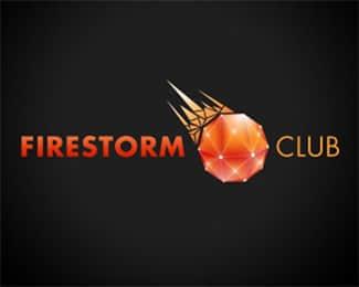 20个以火为主设计元素的Logo标志设计