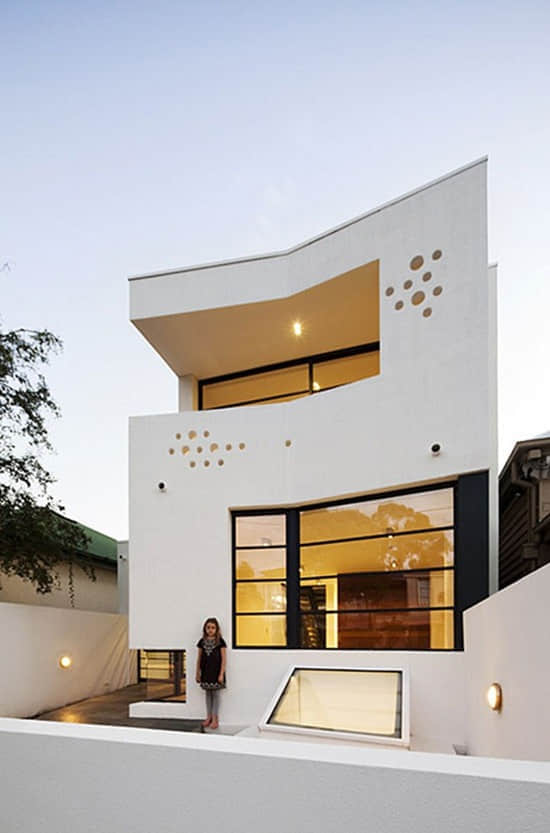 澳大利亚26个现代建筑艺术展示