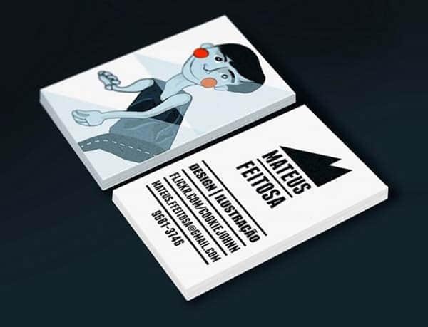 25张最新的创意名片设计收集