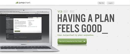 12个免费在线的Web UI 思维设计器