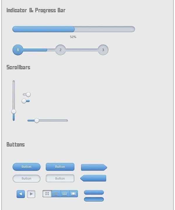 45套最新Web UI设计文件下载