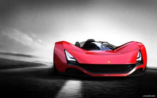 32辆国外最新未来概念汽车设计效果照片