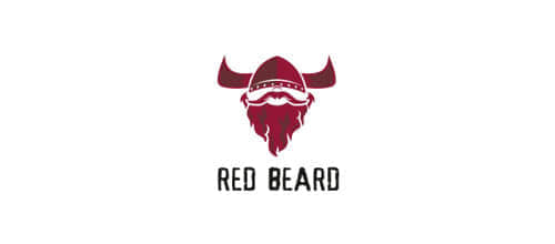30个海盗形象的Logo设计方案