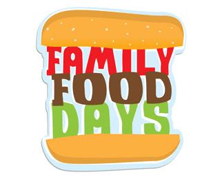 20个汉堡包Logo标志设计实例